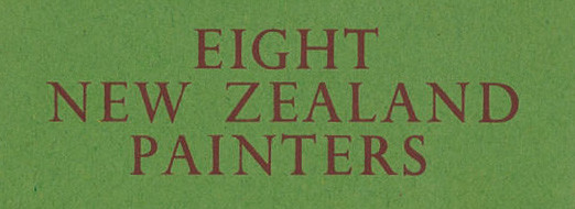 Eight New Zealand Painters