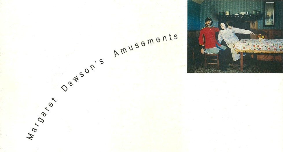 <p>Margaret Dawson: Amusements</p>
