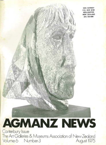 AGMANZ Volume 6 Number 3 August 1975