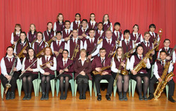 Rosehill College Tour Band and Treble Clef Choir