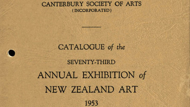 CSa catalogue 1953