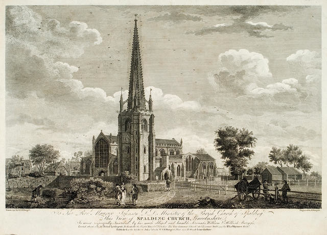 Spalding Church, Lincolnshire