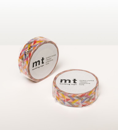 Slash Red 'Washi' Masking Tape