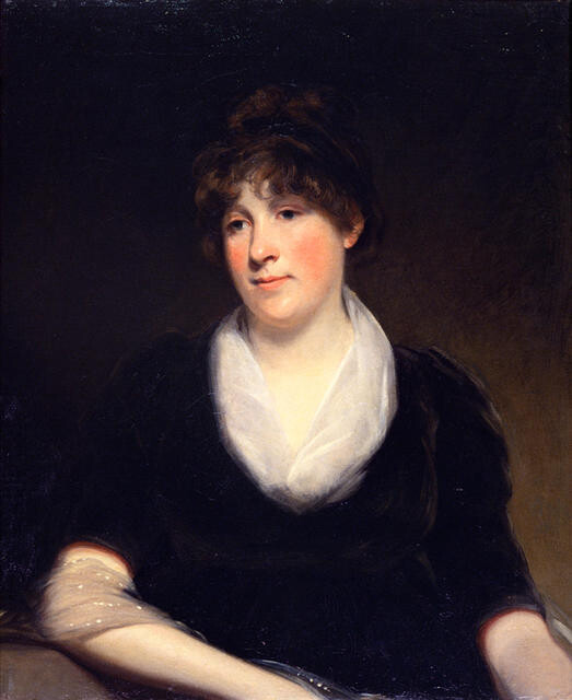 Portrait of Mrs Drake, 1795