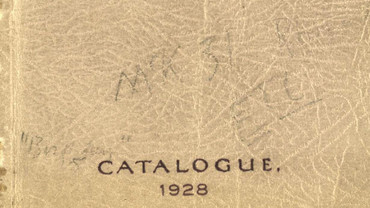 CSA catalogue 1928