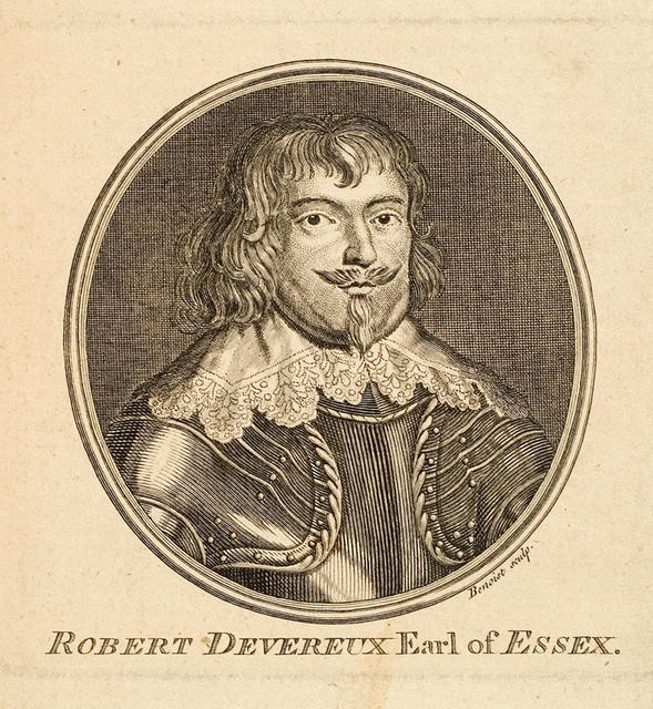 Robert Devereux Earl of Essex