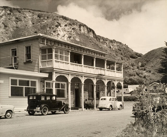 The Pier Hotel, Kaikoura