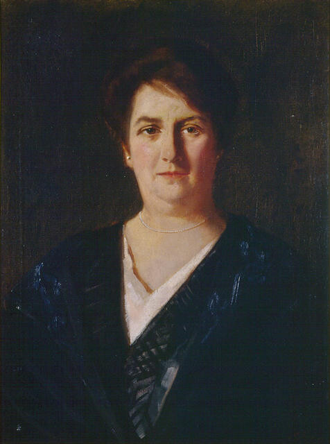Portrait of Mrs Eugene Boer (1884-1944)