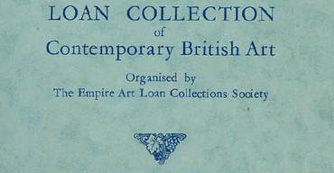 Loan Collection of Contemporary British Art
