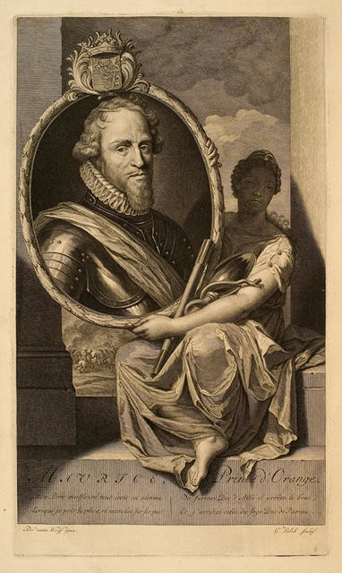 Maurice, Prince d'Orange