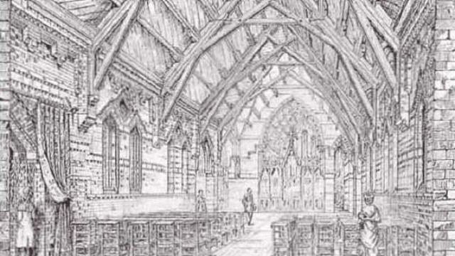 B.W. Mountfort and the Gothic Revival: A Centennial Exhibition