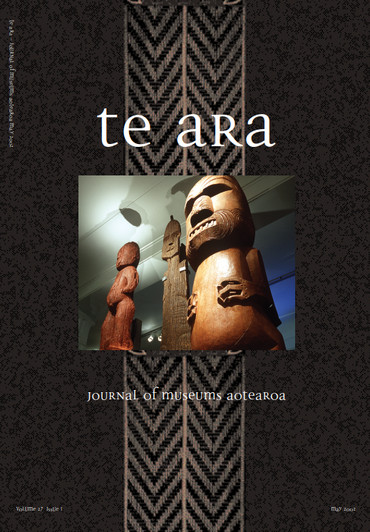 Te Ara volume 27 number 1 May 2002
