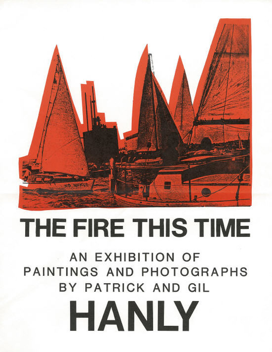 Patrick and Gil Hanly: The Fire This Time