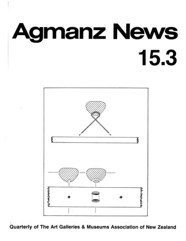 AGMANZ News Volume 15 Number 3 September 1984