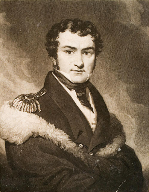 Captain William Edward Parry (1790-1855), R.N., F.R.S.