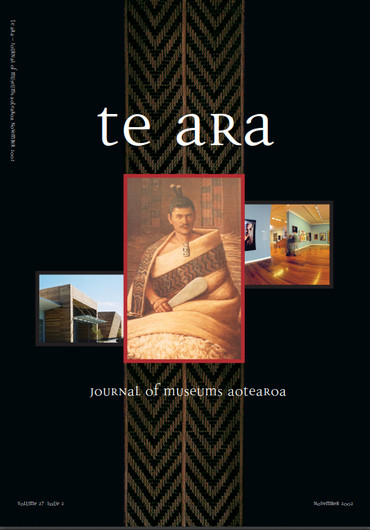 Te Ara volume 27 number 2 November 2002