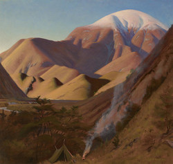 Camp in the Kowai