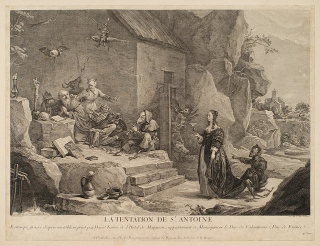 La Tentation De St. Antoine (Temptation Of St Anthony)