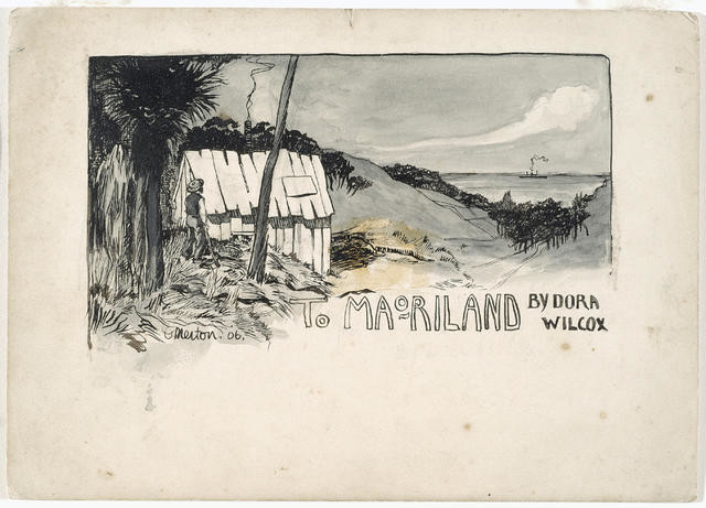 To Maoriland by Dora Wilcox