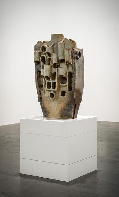 Large sculptural form | Christchurch Art Gallery Te Puna o Waiwhetu
