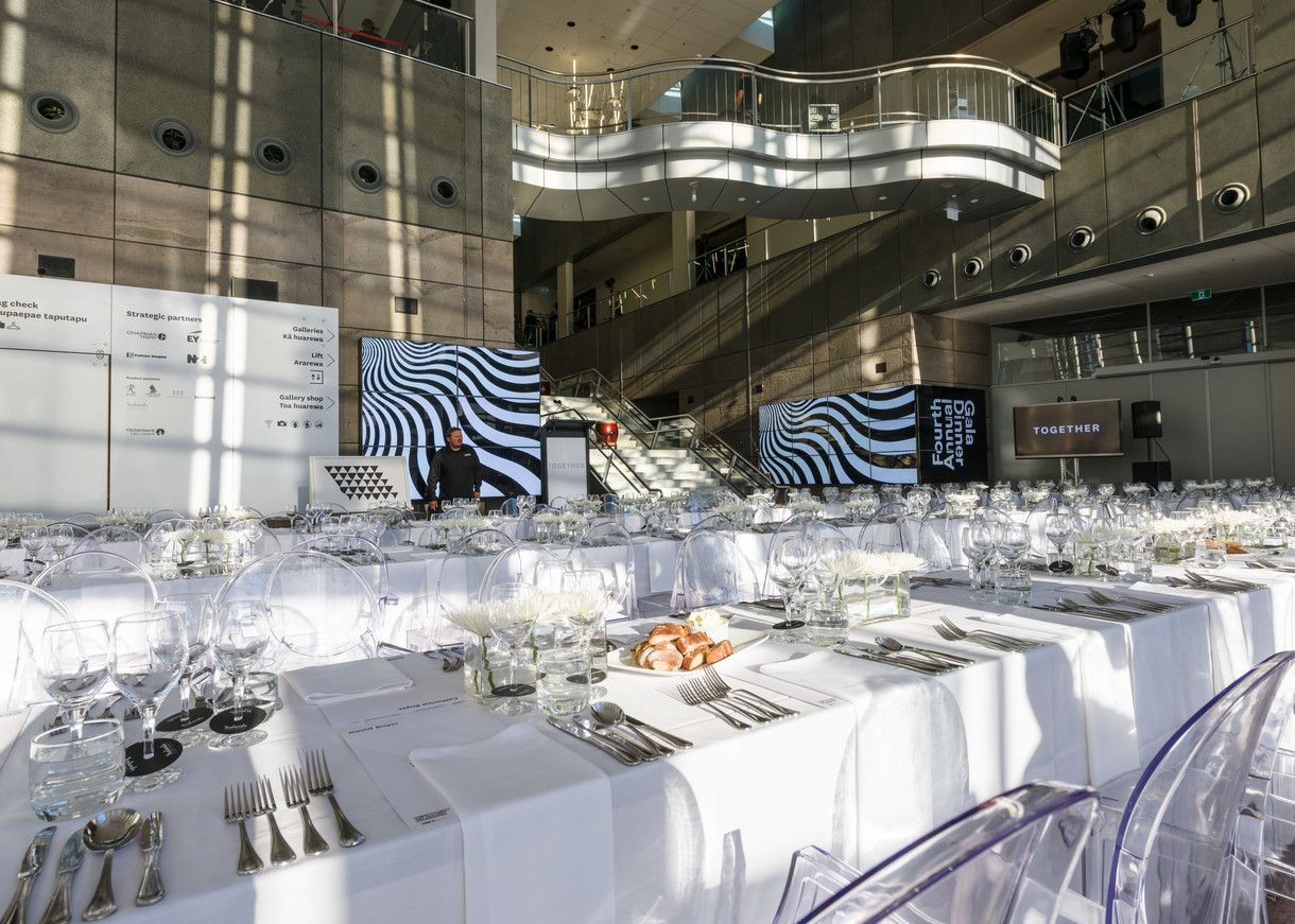 Christchurch Art Gallery Foundation's Fifth Annual Gala Dinner