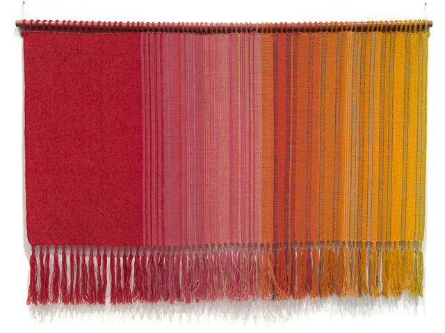 Wall-hanging, Untitled