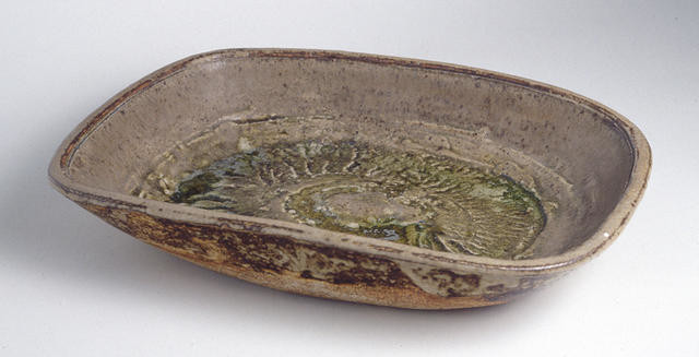 Dish (Press Mould Platter)