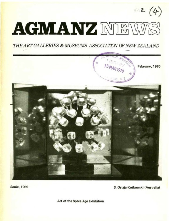 AGMANZ News Volume 2 Number 4 February 1970