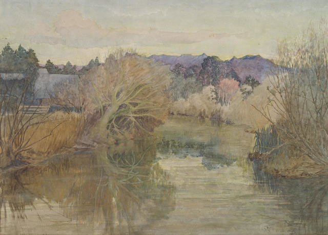 Untitled (Heathcote River, Christchurch)