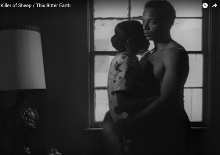 A Killer of Sheep 1978. Written, directed, produced and shot by Charles Burnett/