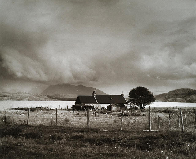 Cottage by Loch Ewe, Ross and Cromarty