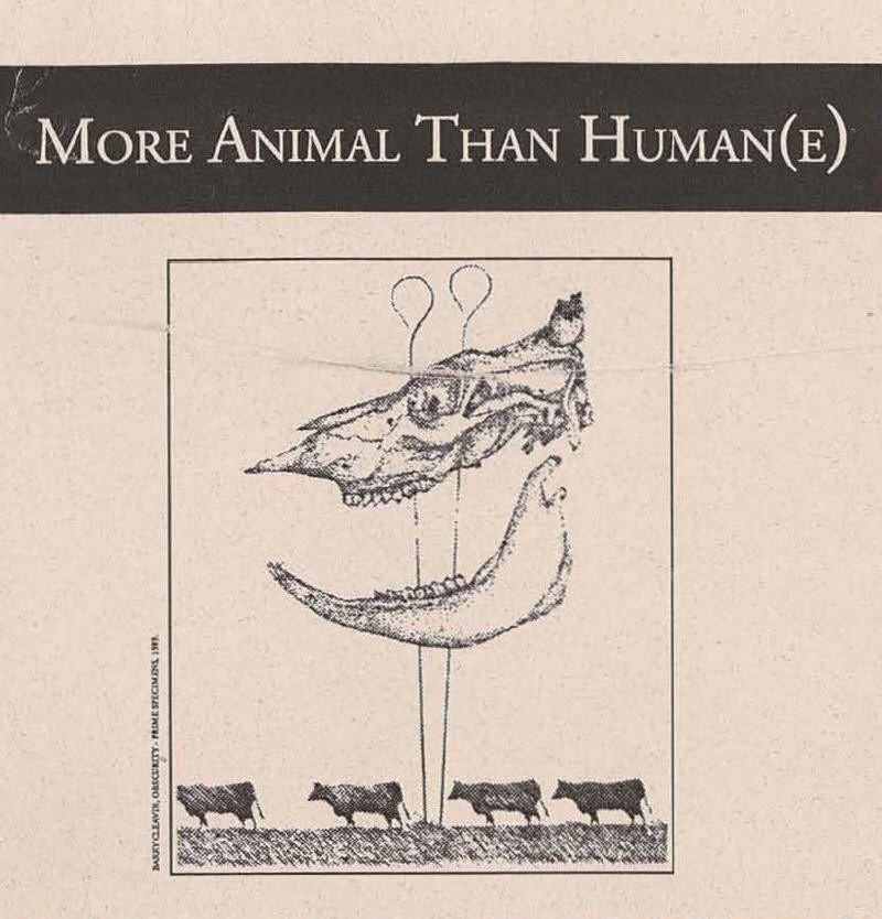 More animal than human(e)