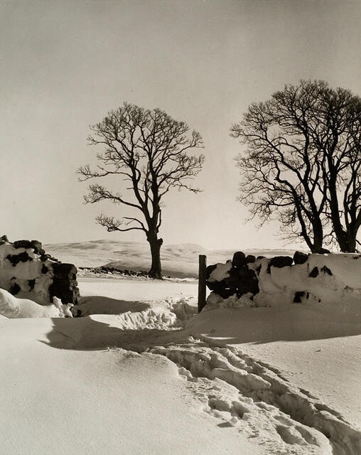 Winter in Glengarry, Perthshire