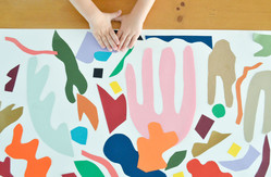 Cutting Shapes: Matisse for Kids