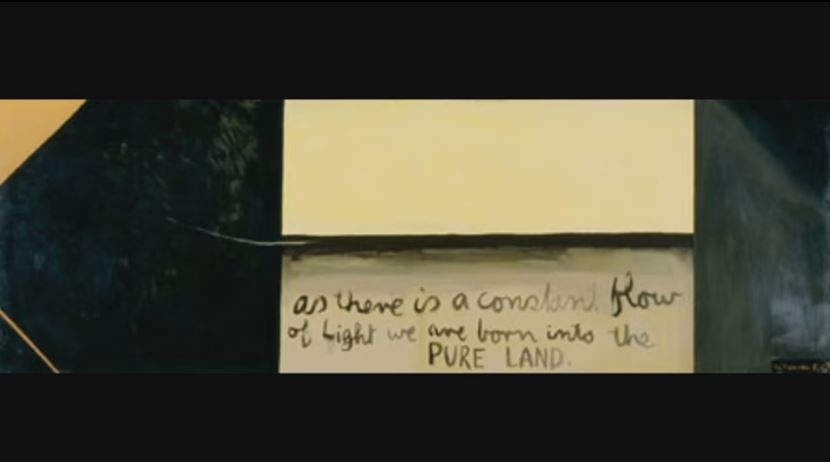 Colin McCahon - As there is a constant flow of light...