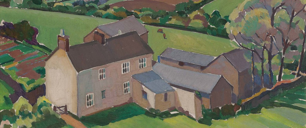 The World Tossed Continuously in a Riot of Colour, Form, Sound