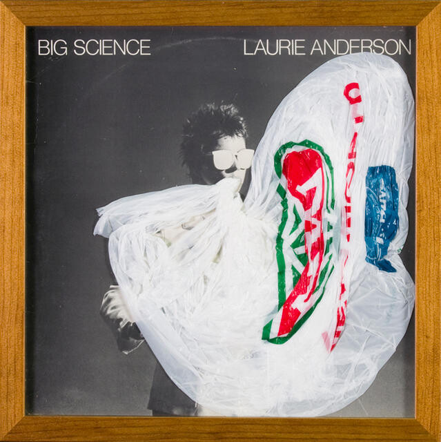 Laurie Anderson Big Science