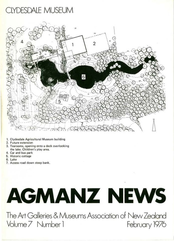AGMANZ Volume 7 Number 1 February 1976