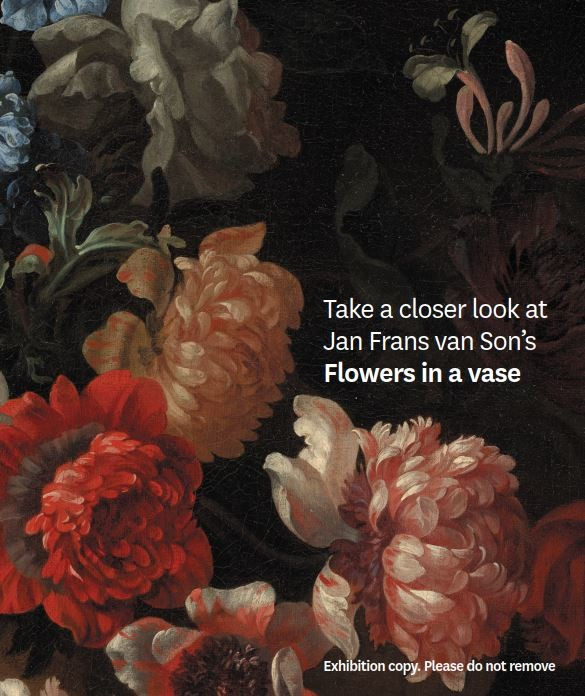 Jan van Son room card