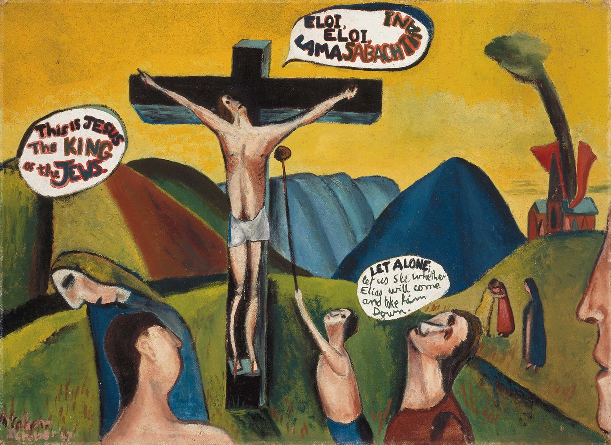Colin McCahon: Five Years in Christchurch, 1948–53