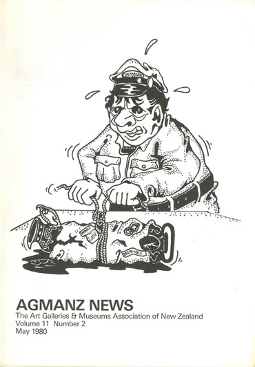 AGMANZ News Volume 11 Number 2 May 1980
