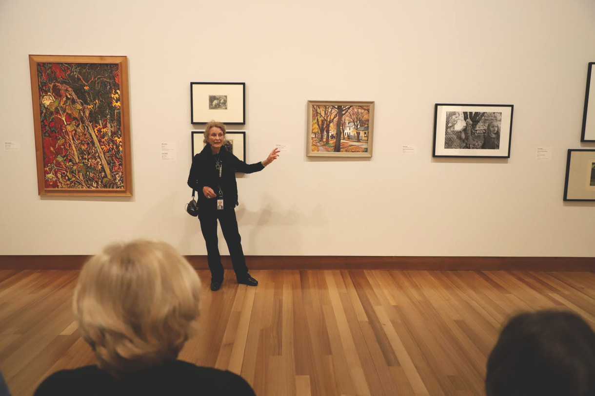 Christchurch Art Gallery hosts Artzheimers to make art accessible