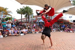 World Buskers Festival 2018