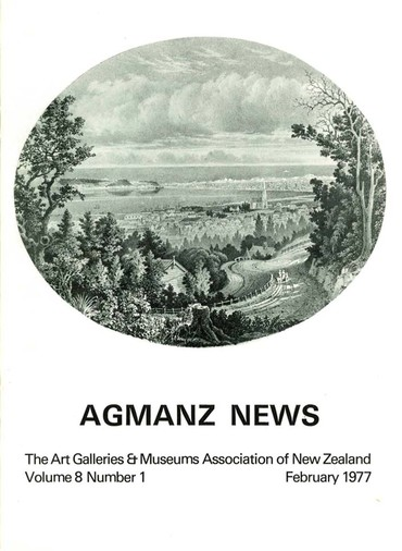 AGMANZ News Volume 8 Number 1 February 1977