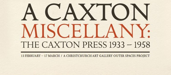 A Caxton Miscellany: The Caxton Press 1933–58