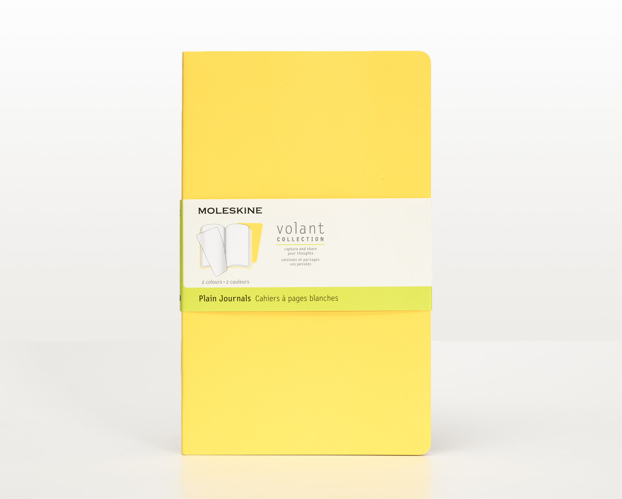 Moleskine Volant Journals – set of 2