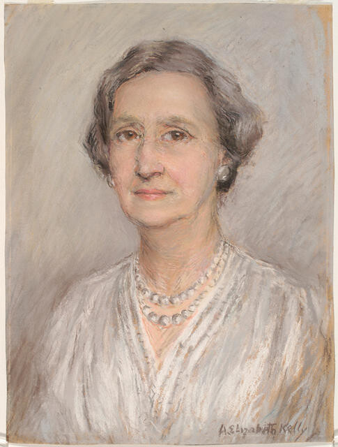 Mrs Margaret Hight
