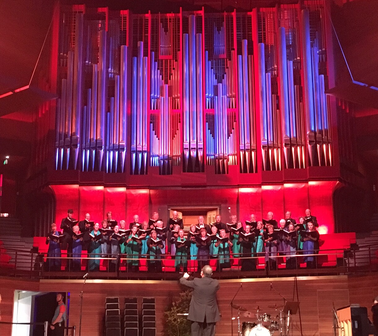 Christchurch City Choir Carols