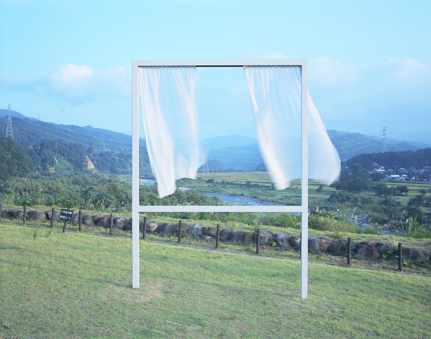 Akiko Utsumi For Lots of Lost Windows 2006 – 2006. Photo H. Kuratani
