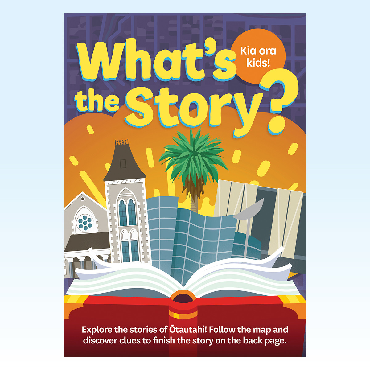 Kids Trail: What's the Story?